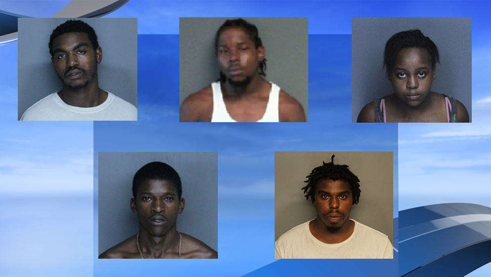 Sheriff: Four arrested, one wanted for trying to 'poison our community and our children' (MCDC)