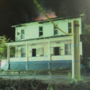 House catches fire in Johnstown