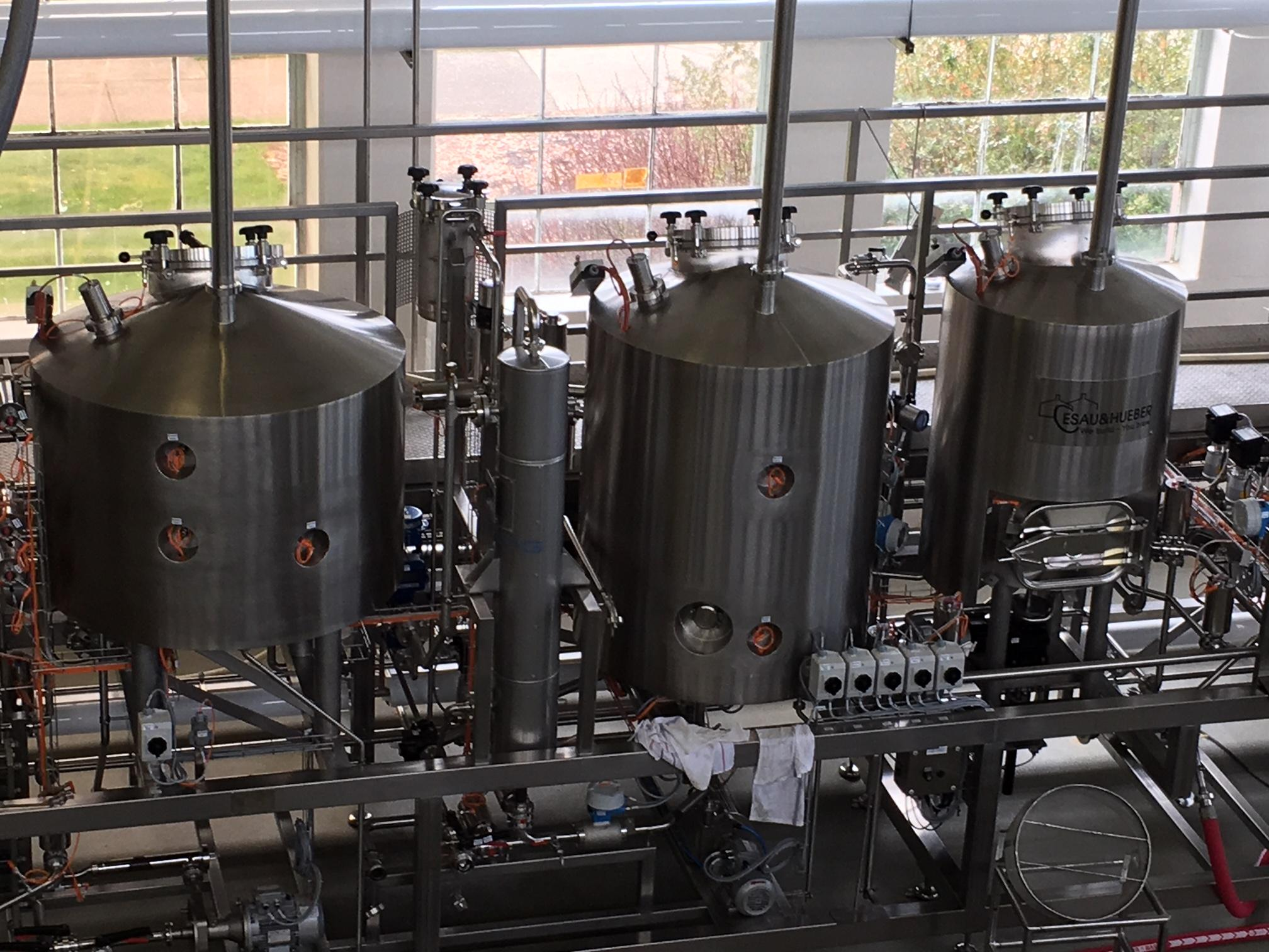 Beaver Beer 1m Gift Helps Oregon State Build New Research Brewery Kval