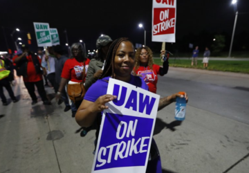 Why 49,000 UAW members are holding a strike against General Motors