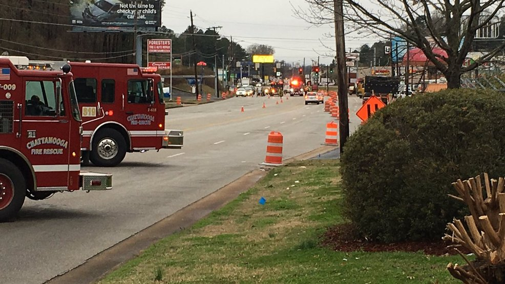 Natural Gas Leak Closes Hixson Pike Near Ashland Terrace Wtvc