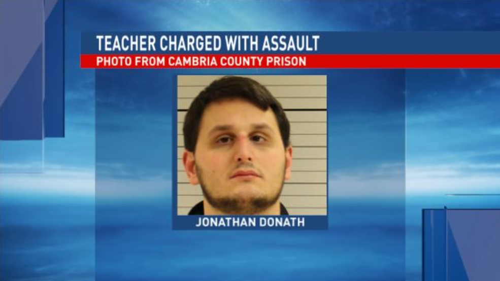 former johnstown teacher accused of having sexual relationship with