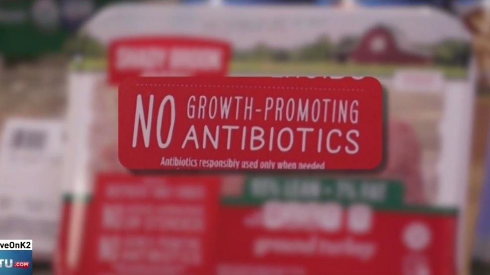 Consumer Reports: Foods that claim 'no antibiotics' on