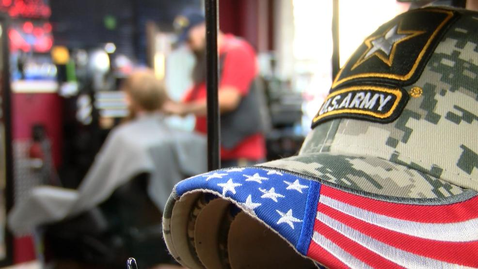 Local Barbershop Provides More Than Just Haircuts To Vets Klew
