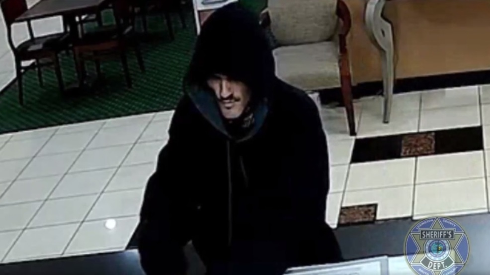 Suspect identified in Lexington hotel armed robbery | WACH