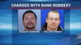 Parkersburg bank robbery suspects arrested in Baltimore