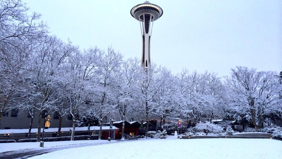 Image result for seattle snow