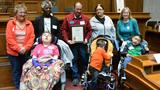 Local adoptive families honored in Madison
