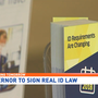 Governor to sign new bill to allow PA to comply with Real ID Act