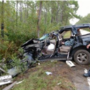 Awendaw-McClellanville Firefighter involved in an early morning crash