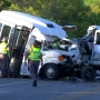 Names of 13 killed in church bus crash released, police confirm 911 call prior to crash