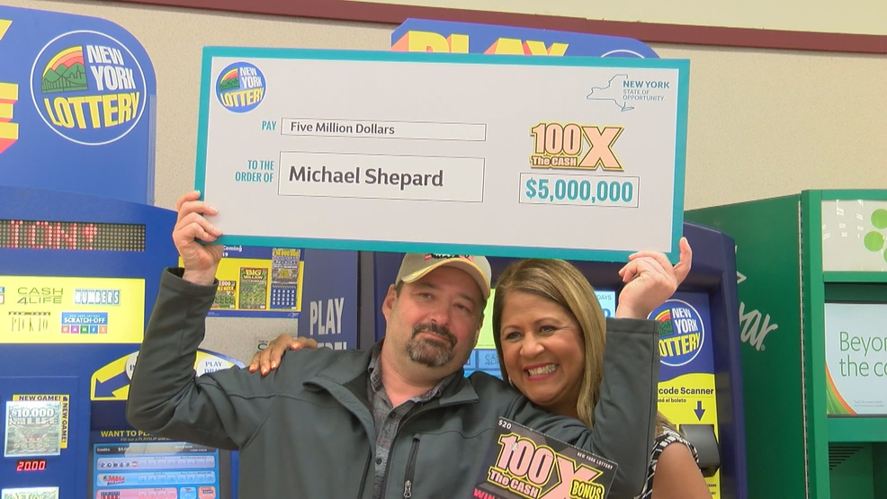 Oneida County man claims $5M scratch-off prize | WSTM