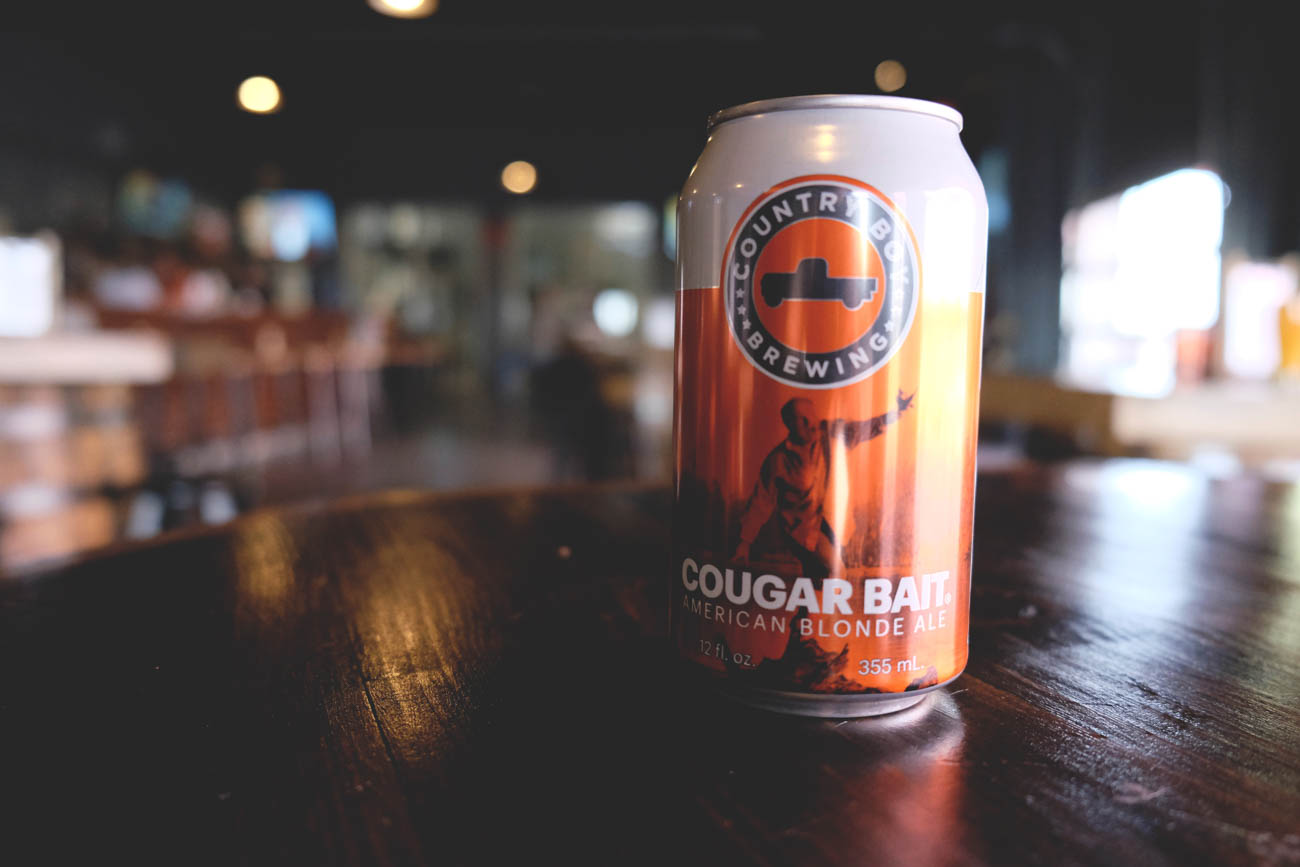 Country Boy Brewing is Georgetown's first brewery. / Image courtesy of Georgetown/Scott County Tourism // Published: 11.1.18