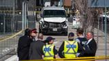 Van kills 10 and injures 15 in Toronto; driver in custody