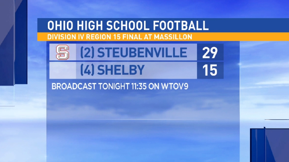 11.18.16 Highlights: Steubenville Big Red vs. Shelby