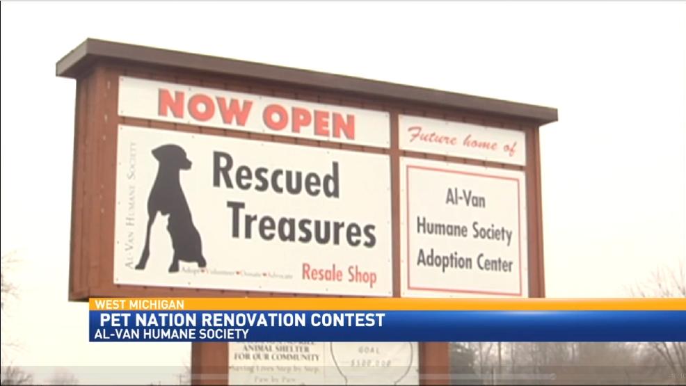 W. Michigan refugio de animales que compiten por $50000 concesión de los Animales ... - WWMT-TV 1