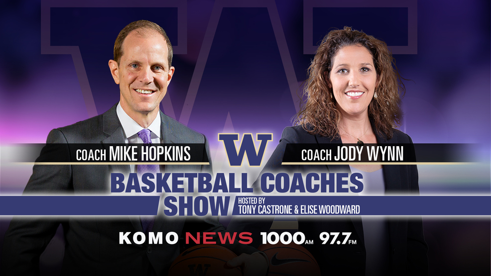 The Basketball Coaches Show with Mike Hopkins & Jody Wynn (12.10.18)