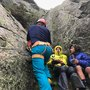 Rescuers come to aid of 2 hikers on Mount Washington ledge
