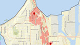 Power restored to most W. Seattle customers after cable failure