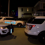 Juvenile shot in leg in East End
