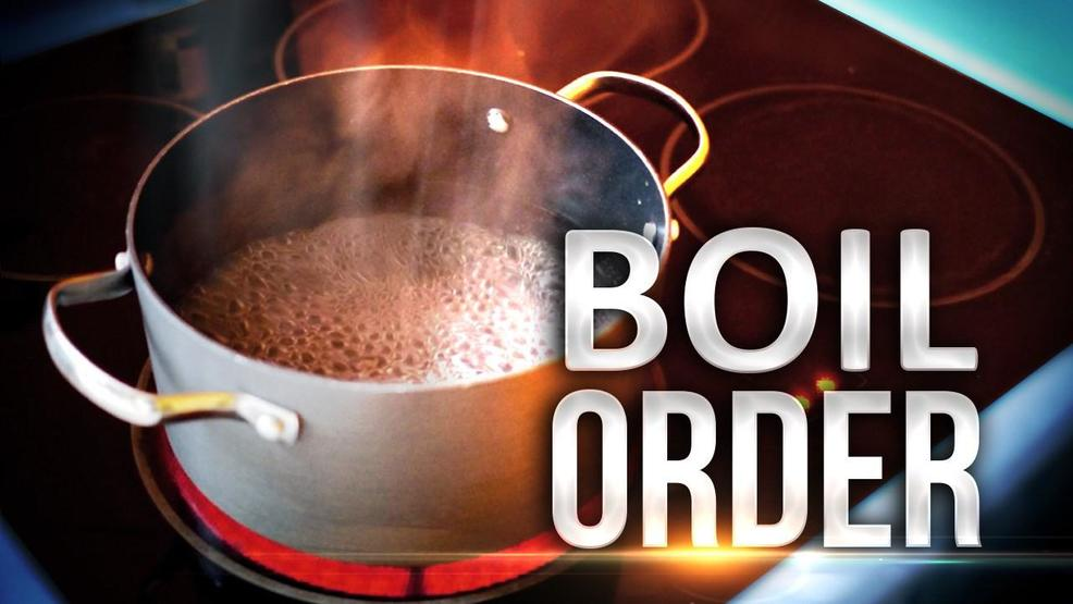 Boil water order issued for Village of Cato