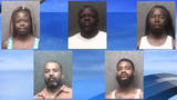 Police: 5 arrested, $8,000 seized following drug investigation
