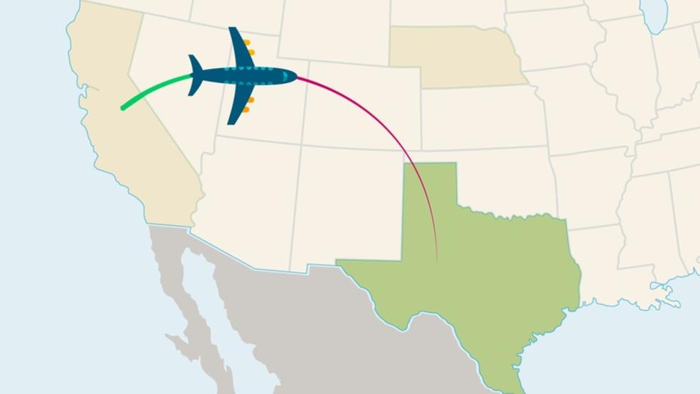 California Employees Travel Ban