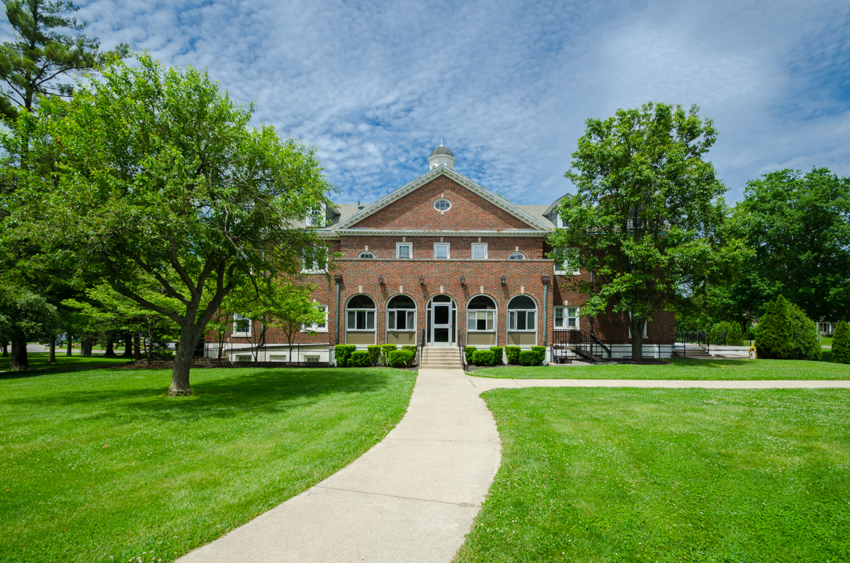 Wilmington College is a Quaker-established university. It was founded in 1870 and is well known for its unique agricultural sciences program. The school's NCAA athletic teams are called the Quakers. / Image: Sherry Lachelle Photography // Published: 7.3.17