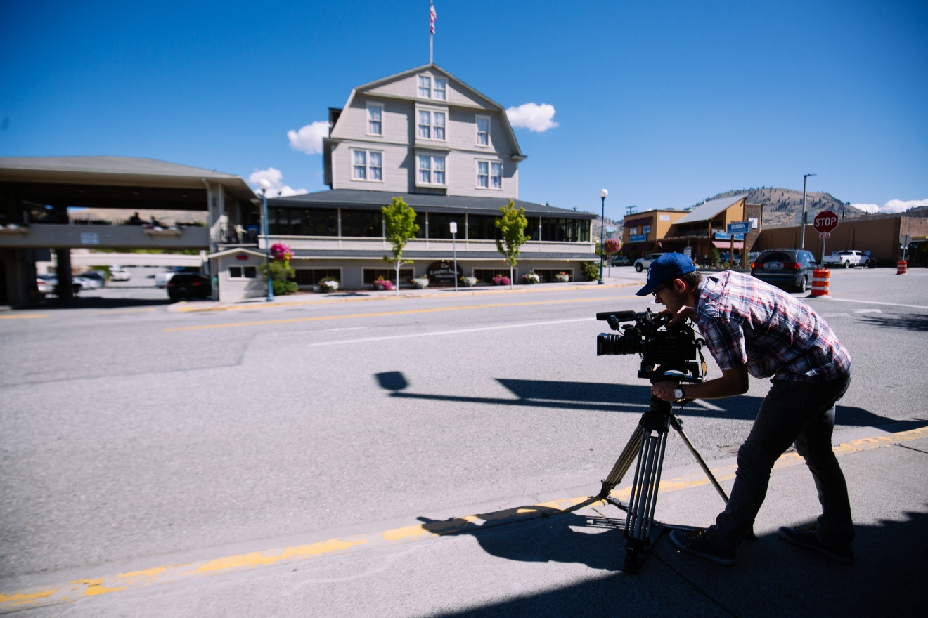 On a recent trip to Lake Chelan, we were tasked with exploring multiple wineries, restaurants, activity centers and views to put into a half-hour TV show. Tough life right? Well actually, it really is - because we could go on and on about the things we saw for much longer than 30 minutes. Soooo we are going to do a quick Chelan Spotlight every week to highlight some of the places we saw! This week, it's all about Campbell's Resort.   Talk about being a staple of a community - Campbel's  has been operating in Chelan since 1901. They're family-owned, and have rooms (duh), dining options, a spa, meeting spaces - and of course, easy access to the 55-mile long, glacially fed, crystal clear natural wonder that is the lake.  (Image: Joshua Lewis / Seattle Refined)