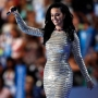 Watch | Katy Perry belts 'Rise' and 'Roar' at Democratic convention