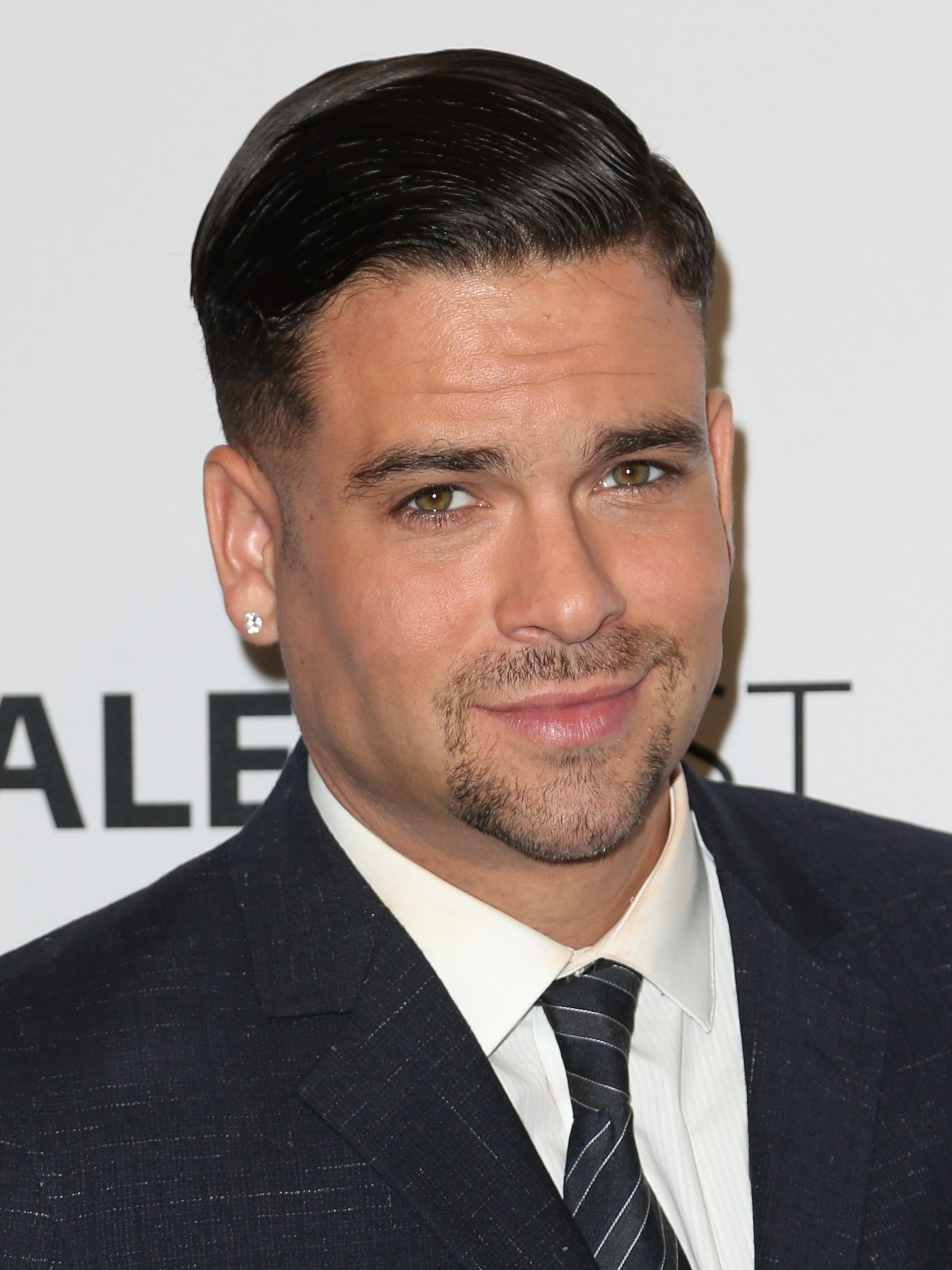 Celebrities attend The Paley Center For Media's 32nd Annual PALEYFEST LA - 'Glee' at Dolby Theatre in Hollywood.  Featuring: Mark Salling Where: Los Angeles, California, United States When: 13 Mar 2015 Credit: Brian To/WENN.com