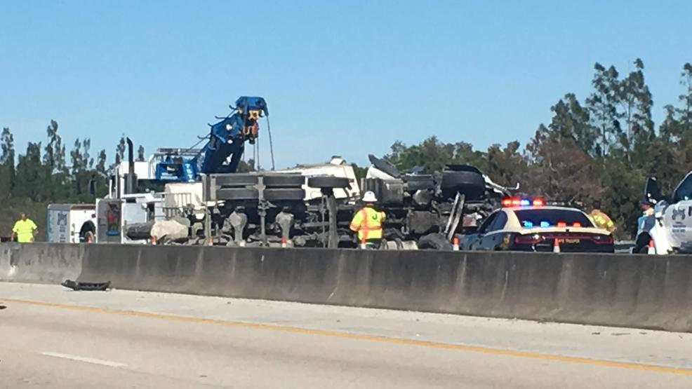 FHP: One lane back open along Florida Turnpike | WTVX