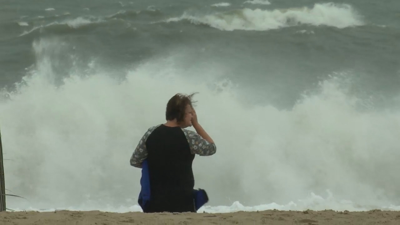 Hurricane José threatens beaches from Maryland's Eastern Shore to New England. (ABC7)