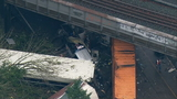 'Emergency! We are on the ground!' -- radio traffic from deadly Amtrak train derailment