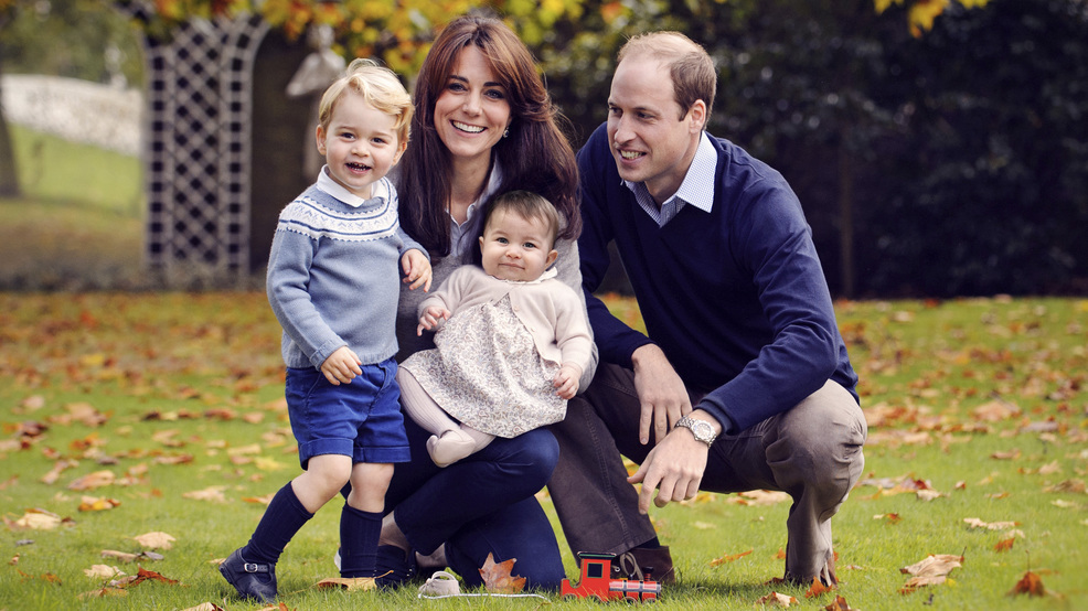 Image result for william kate and children