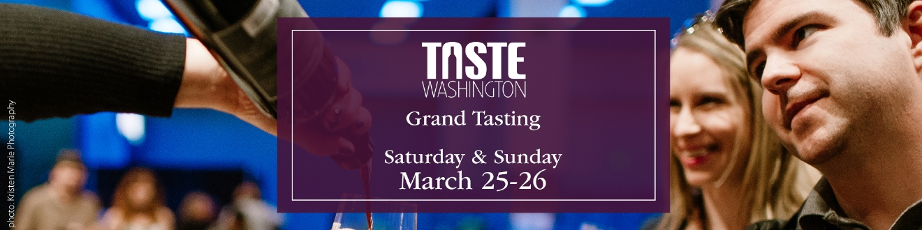 This festival brings together over 300 wineries, over 70 restaurants, and top national chefs to become a foodie/wino's dream! (Image: Courtesy of Taste Washington)