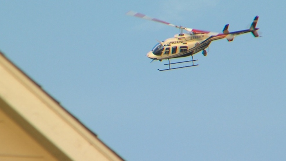 TPD's Police Helicopter Team Serves As Tulsa's All-seeing
