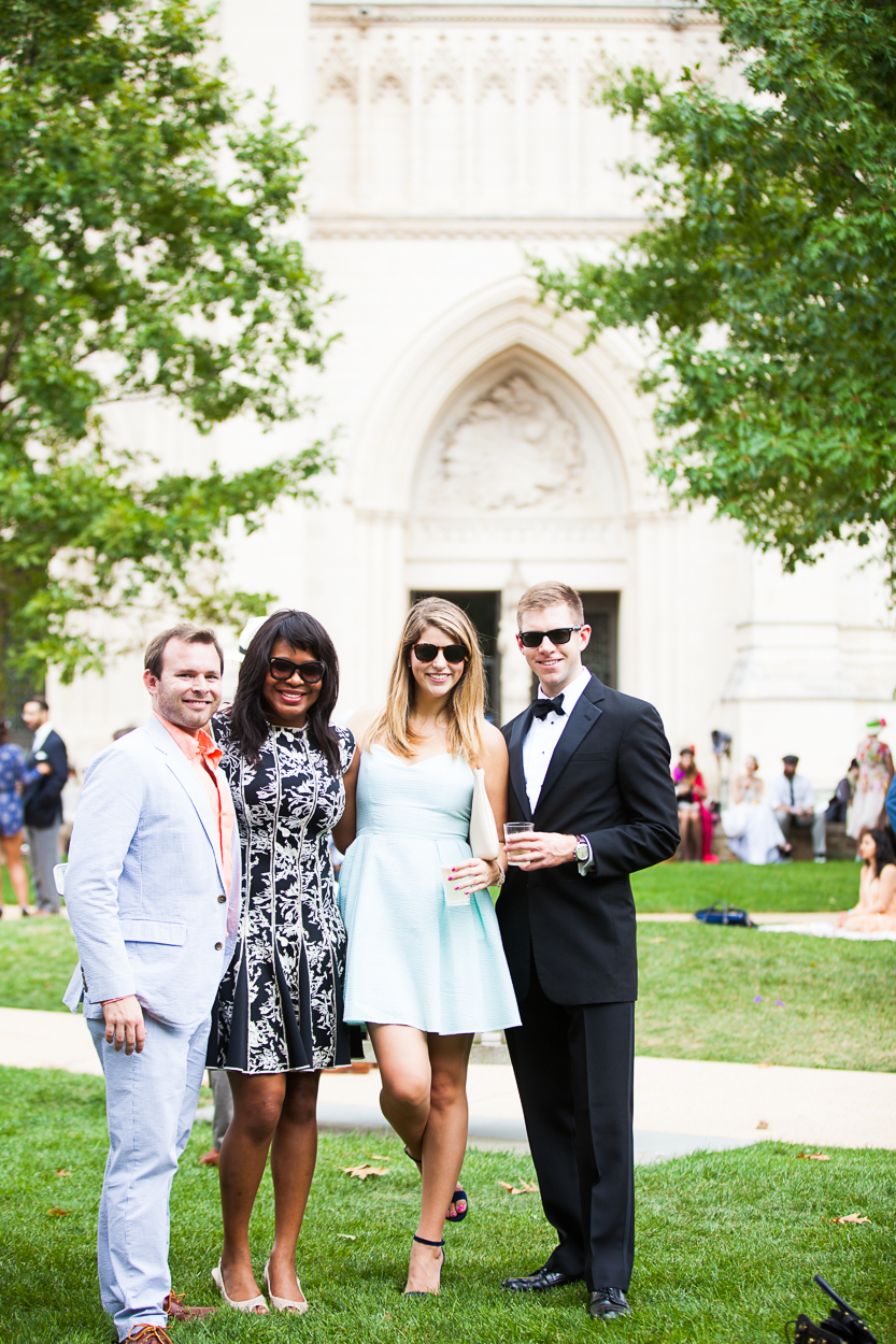 Bryan Gulick, Paris Scott, Bree West and Conor Maginn  (Image: Jay Snap/LaDexon Photographie)