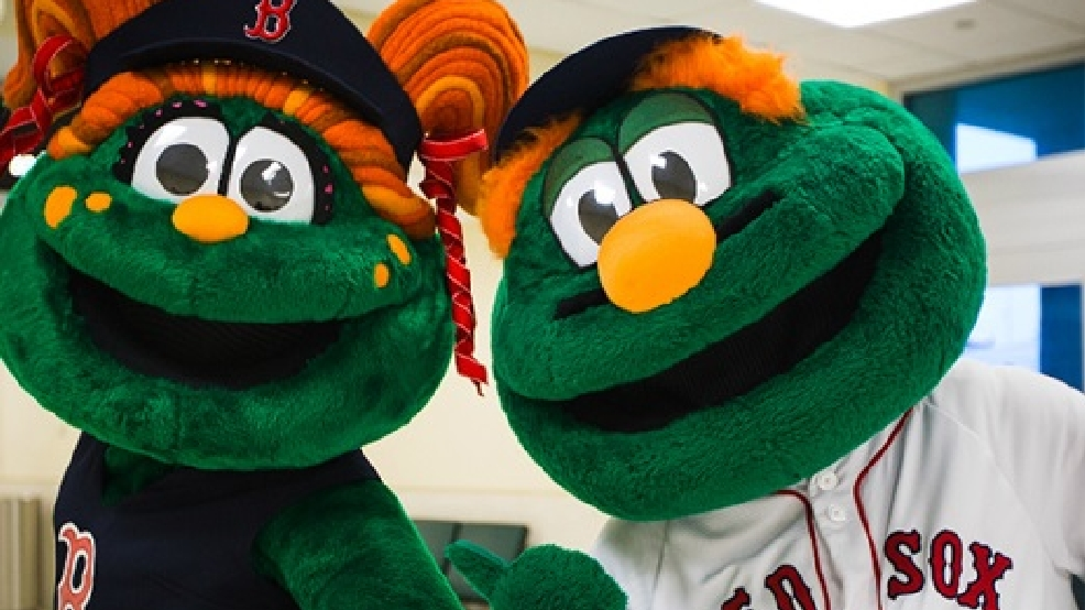 Boston Red Sox Introduce Wally S Little Sister Tessie Wjar