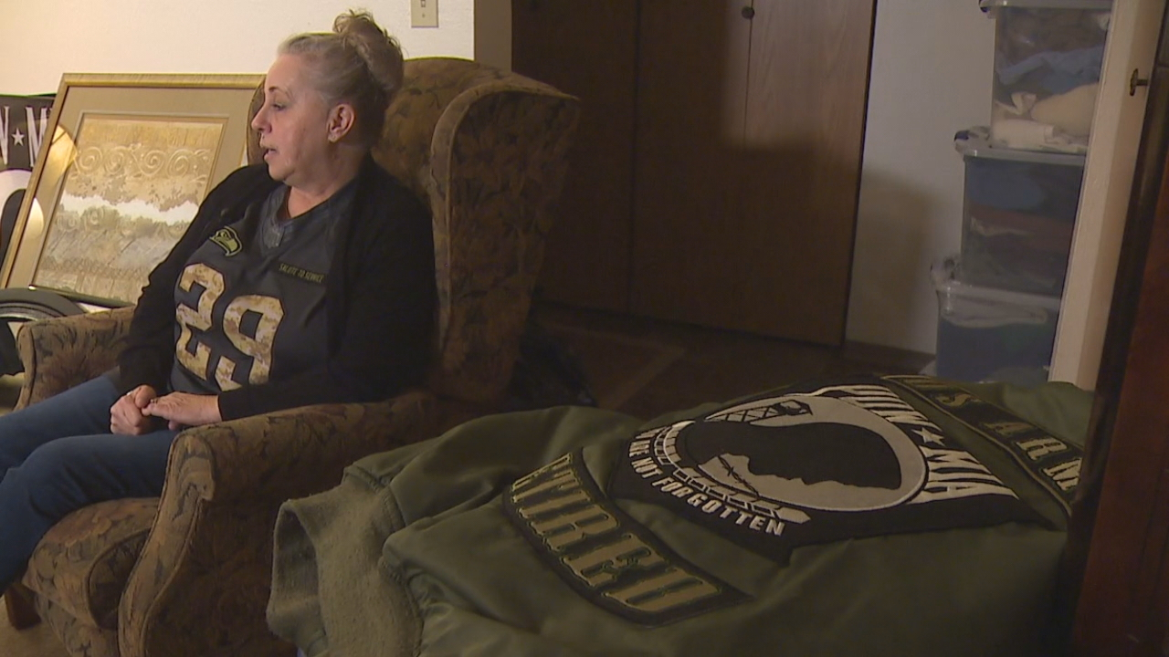 Army veteran Jon Coyle lived his life for other veterans. He left everything he owned to his sister,{&amp;nbsp;}Katie Garberding, with the wish that it goes to other veterans in need. (Photo: KOMO News)<p></p>