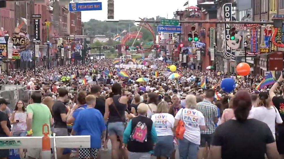 nashville pride festival undergoes mandatory evacuation
