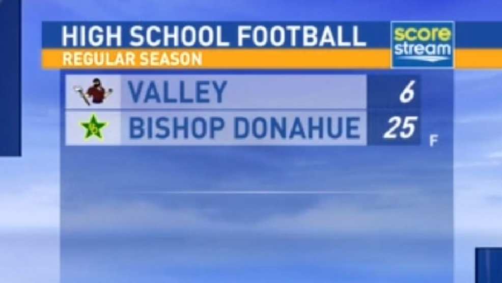9.16.16 Highlights: Valley at Bishop Donahue