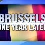 Catching up with Sebastin Bellin on the anniversary of the Brussels attacks