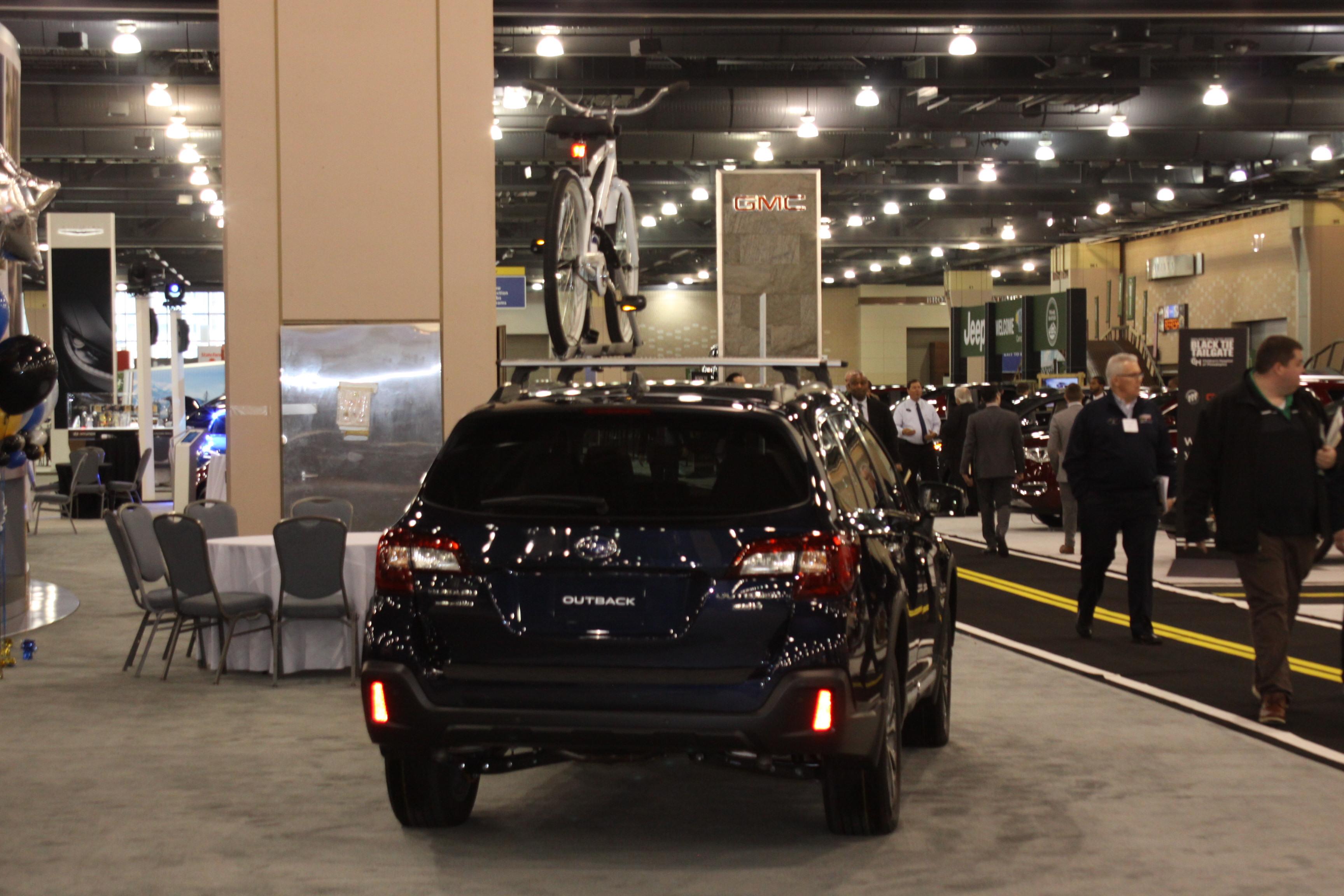 GALLERY Philadelphia Auto Show WTTO - Philadelphia convention center car show