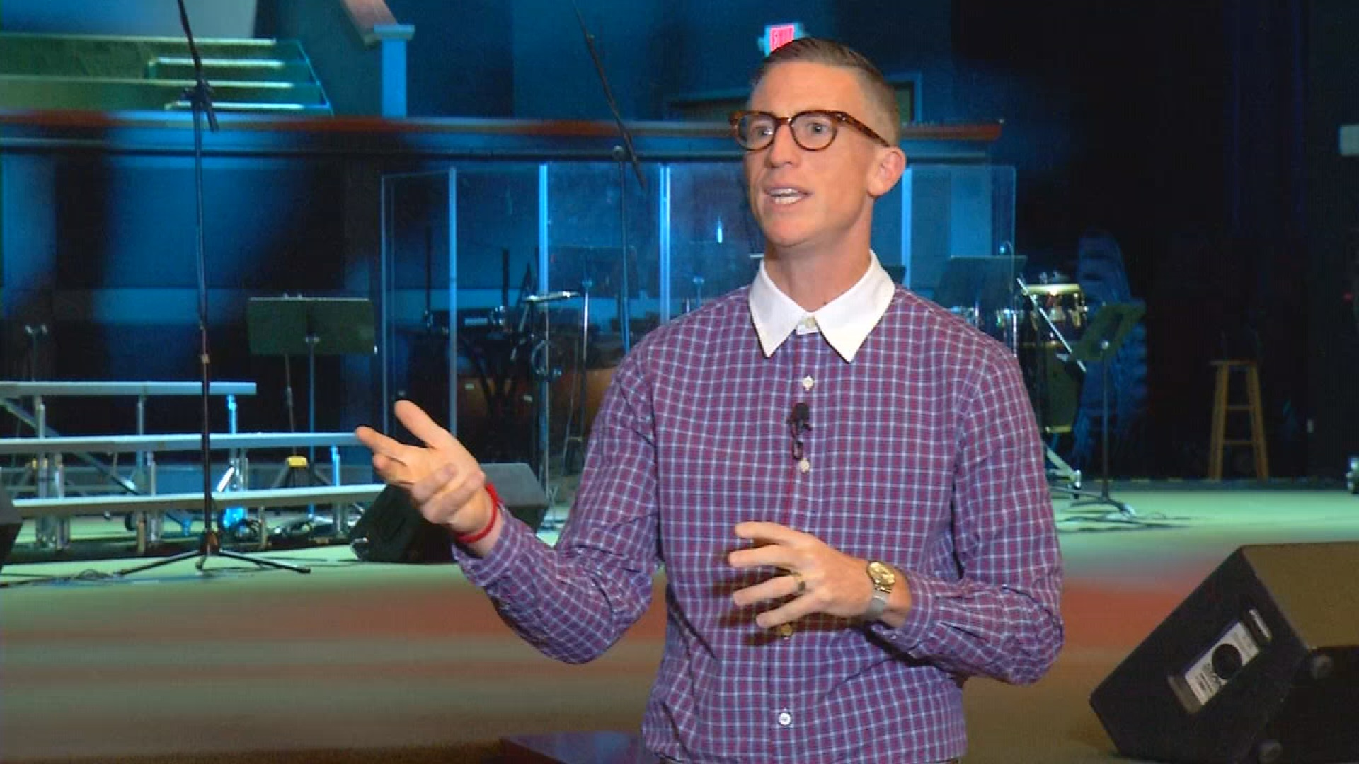 New Leader For San Antonio S Biggest Congregation Woai