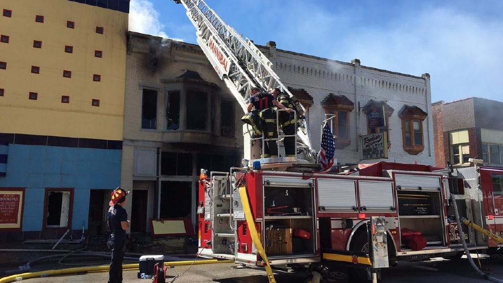 One Dead After Downtown Hannibal Fire Khqa