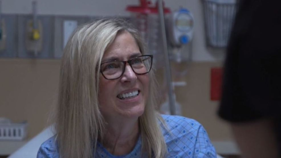 Utah son donates part of his liver to save his mother's life