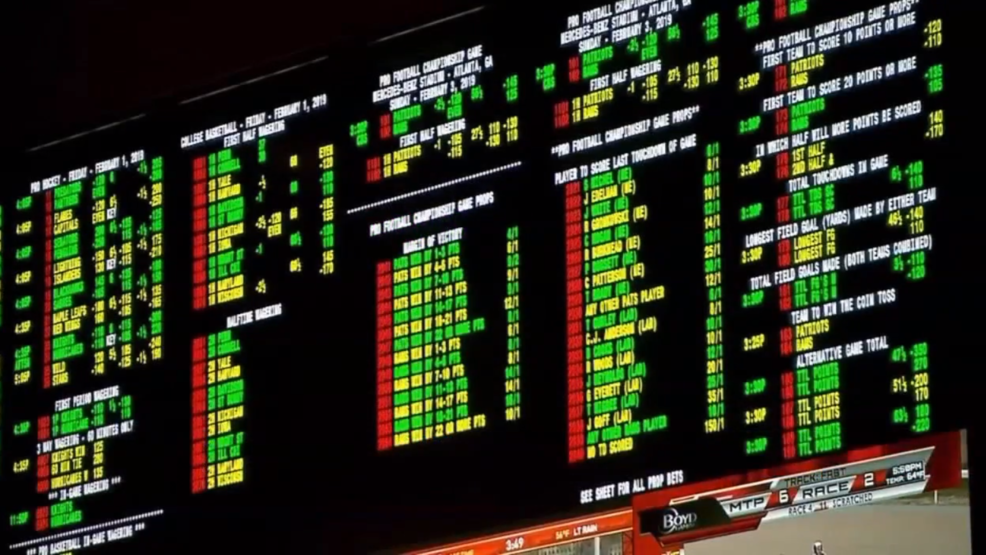 Maine lawmakers still split after senate overturns governor's veto on sports gambling bill