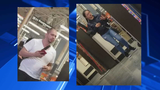 Police trying to id people who allegedly attempted a shopping spree with stolen wallet