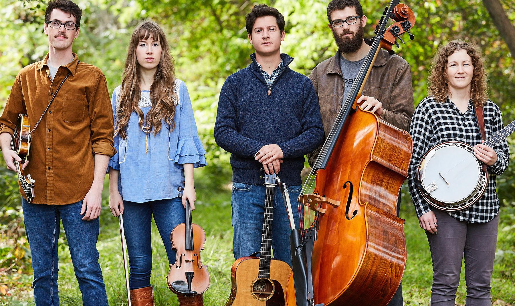 Mile Twelve performs at La Baguette Music Cafe